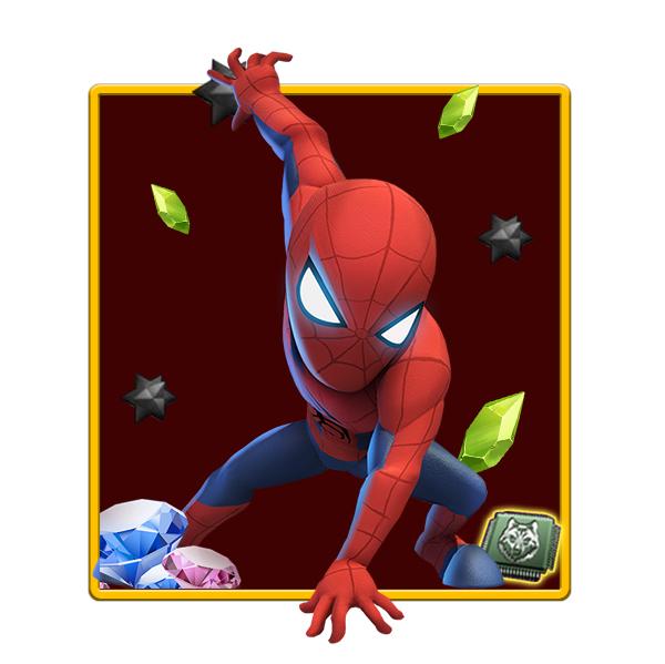 پکیج ویژه پسر عنکبوتی